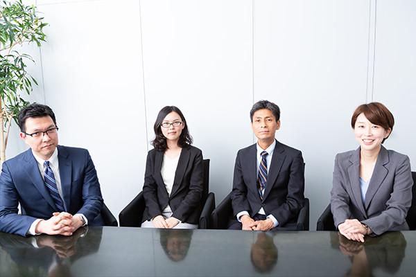 営業グループ座談会